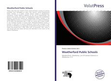 Bookcover of Weatherford Public Schools