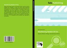 Bookcover of Weathering Nodule Of Ear