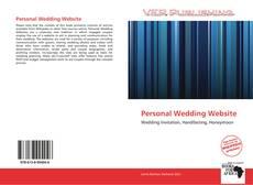 Portada del libro de Personal Wedding Website