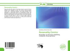 Bookcover of Personality Comics