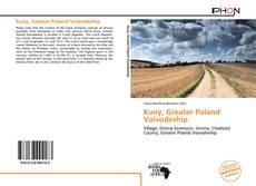 Copertina di Kuny, Greater Poland Voivodeship