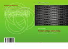 Buchcover von Personalized Marketing