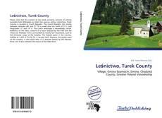 Borítókép a  Leśnictwo, Turek County - hoz