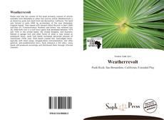 Couverture de Weatherrevolt