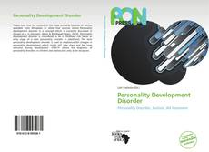 Bookcover of Personality Development Disorder