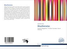 Bookcover of Weatherwise