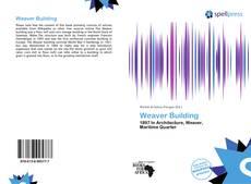 Обложка Weaver Building