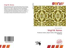 Bookcover of Virgil W. Raines
