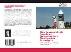 Portada del libro de Plan de Aprendizaje Basada en Competencias - Planificación Estratégica
