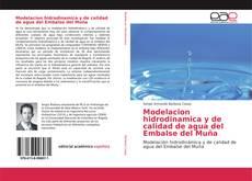 Portada del libro de Modelacion hidrodinamica y de calidad de agua del Embalse del Muña