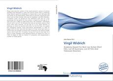 Bookcover of Virgil Widrich