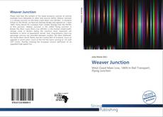 Copertina di Weaver Junction