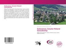 Borítókép a  Gołaszewo, Greater Poland Voivodeship - hoz