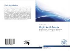 Portada del libro de Virgil, South Dakota