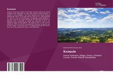 Capa do livro de Komasin