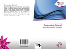 Copertina di Perspective Control