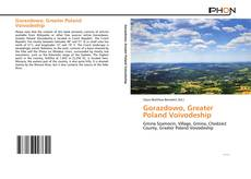Bookcover of Gorazdowo, Greater Poland Voivodeship