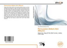 Borítókép a  Persuasion (Adam Ant Album) - hoz
