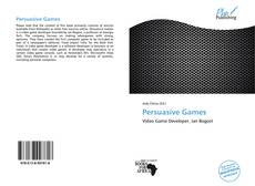 Bookcover of Persuasive Games