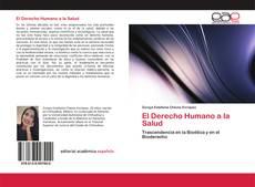 Portada del libro de El Derecho Humano a la Salud