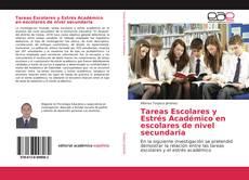 Copertina di Tareas Escolares y Estrés Académico en escolares de nivel secundaria