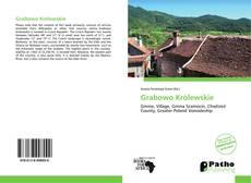 Portada del libro de Grabowo Królewskie