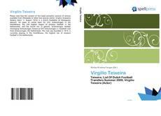 Virgilio Teixeira kitap kapağı