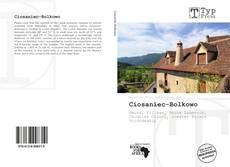 Bookcover of Ciosaniec-Bolkowo