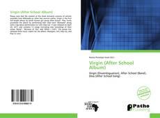 Buchcover von Virgin (After School Album)