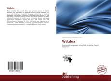Bookcover of Webdna