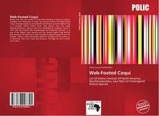 Capa do livro de Web-Footed Coquí