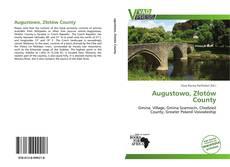 Portada del libro de Augustowo, Złotów County
