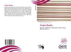 Copertina di Virgin Books