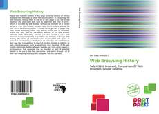 Bookcover of Web Browsing History