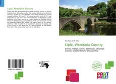 Portada del libro de Lipie, Września County
