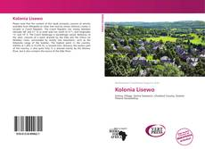 Bookcover of Kolonia Lisewo