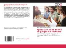 Обложка Aplicación de la Teoría de Juegos de Frontera