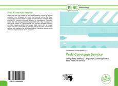 Bookcover of Web Coverage Service