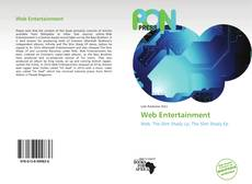 Capa do livro de Web Entertainment
