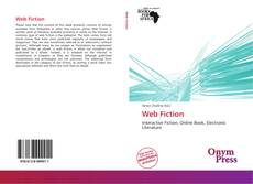 Web Fiction kitap kapağı