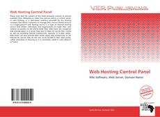 Bookcover of Web Hosting Control Panel