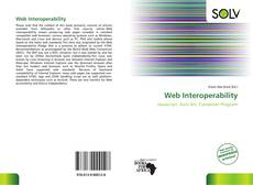 Bookcover of Web Interoperability