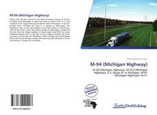 Capa do livro de M-94 (Michigan Highway)