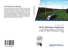 Portada del libro de M-95 (Michigan Highway)