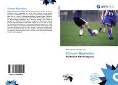 Buchcover von Roman Markelov