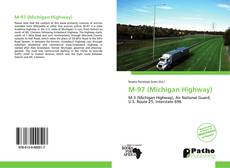 Bookcover of M-97 (Michigan Highway)