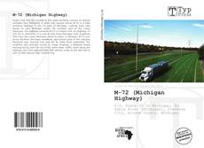 Portada del libro de M-72 (Michigan Highway)