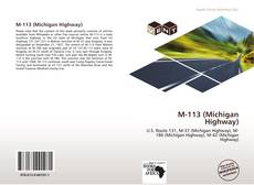 Bookcover of M-113 (Michigan Highway)