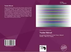 Copertina di Nazim Shirazi