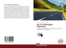 Bookcover of M-116 (Michigan Highway)